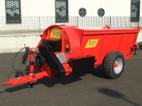 Manure spreaders for Vineyards and Orchards of 30/40 q.li